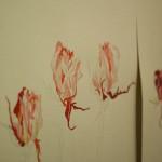 Water Color Paintings; NHK Gallery, Hokkaido, Japan 2011